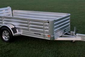 Hillsboro Industries Aluminum Utility Trailer