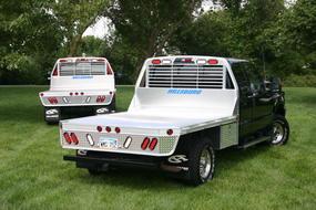Hillsboro Industries Aluminum Truck Bed